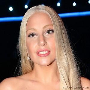 Биография Леди Гага