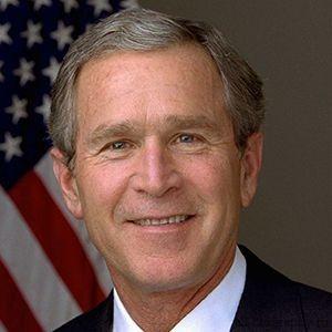 Биография Джордж Буш младший