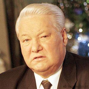 Биография Борис Ельцин