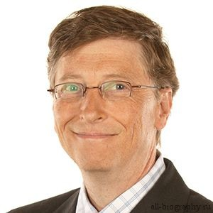 Биография Билл Гейтс
