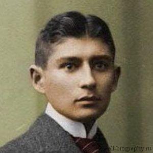 Биография Франц Кафка