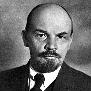 Биография Владимир Ленин