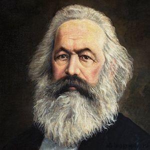 Биография Карл Маркс