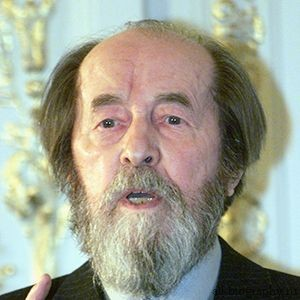 Биография Александр Солженицын