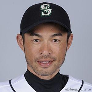 Биография Ичиро Сузуки