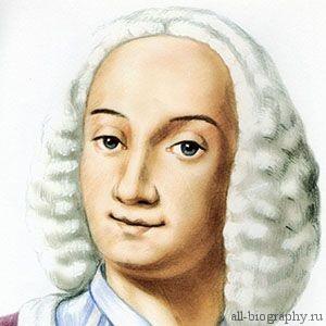 Антонио Вивальди фото