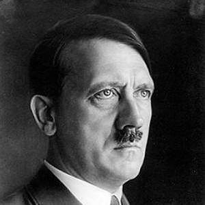 Биография Адольф Гитлер