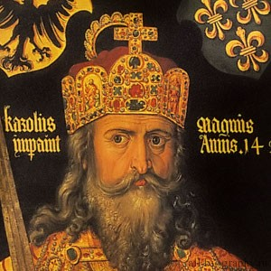 Самая краткая биография Карла Великого