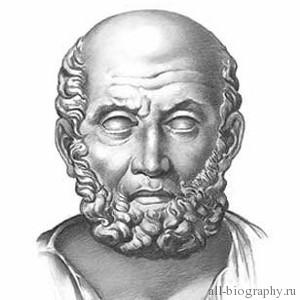 Биография Гиппократ