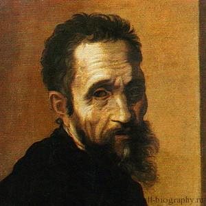 Биография Микеланджело