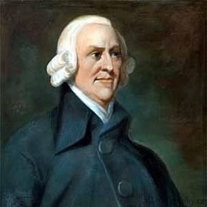 Биография Адам Смит