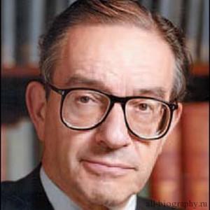 Биография Алан Гринспен