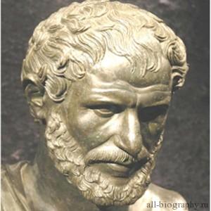 Биография Гераклит