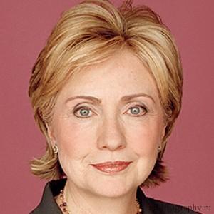 Биография Хилари Клинтон