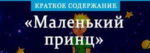 Краткое содержание «Краткое содержание «Маленький принц»»