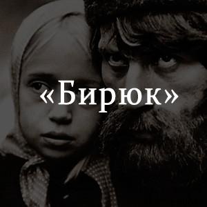 Краткое содержание «Бирюк»