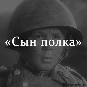 Краткое содержание «Сын полка»