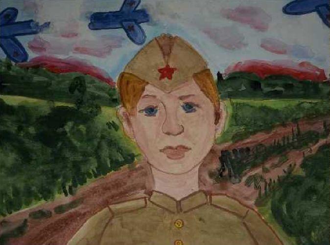 Рисунки сын полка