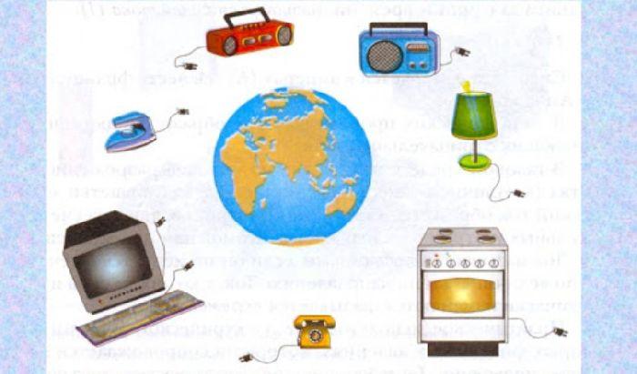 Примеры потребителей электрического тока
