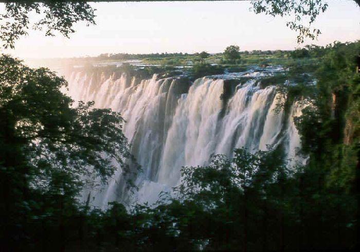 Водопады Ливингстона