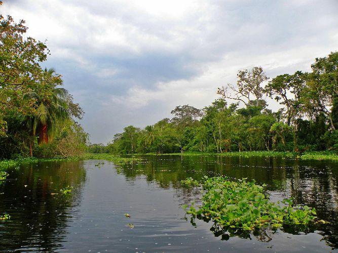 Озеро-лагуна Маракайбо
