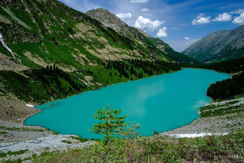 Озеро Верхнее