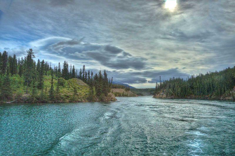 Река Юкон