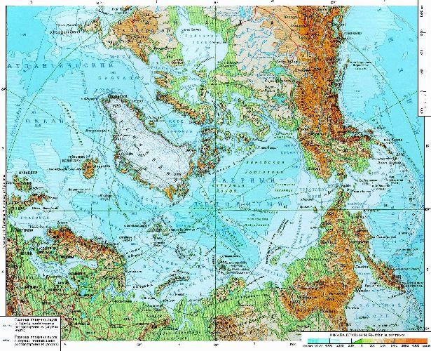 Бассейн Северного Ледовитого океана