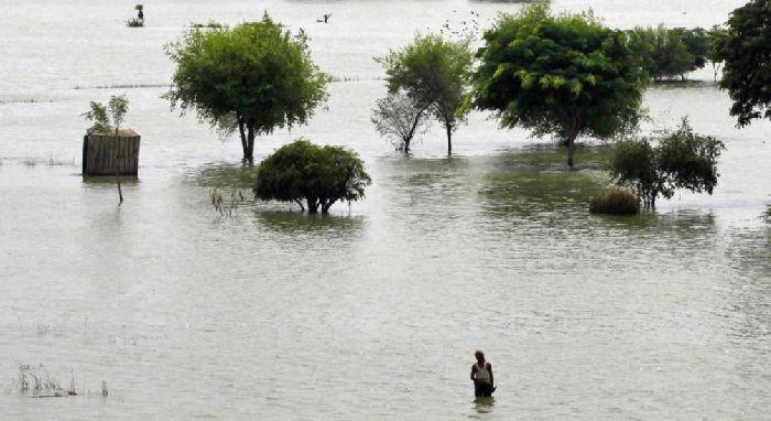 Наводнение в бассейне Янцзы