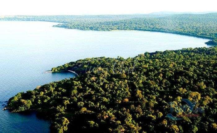 Национальный парк, остров Рубондо