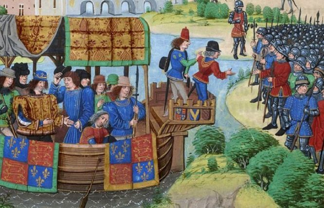 Восстание под предводительством Тайлера в Англии 1381г – кратко ...