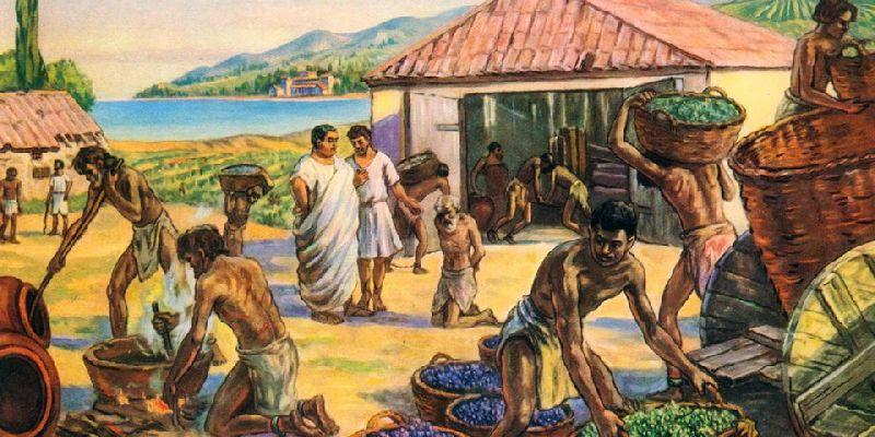 Рабы в Древнем Вавилоне