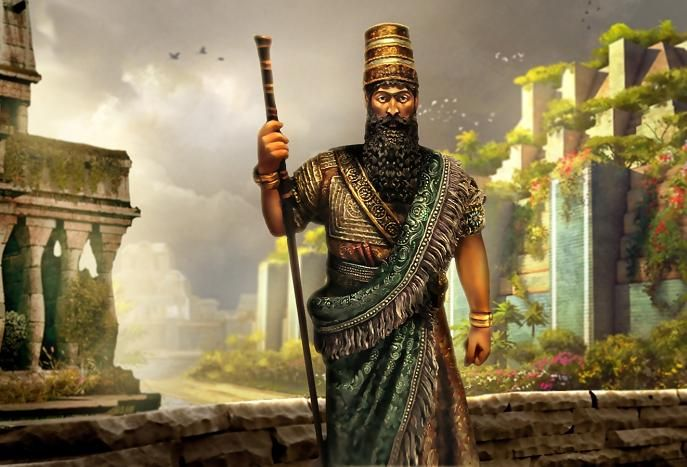 akkad and sargon the great world history - HD 1600×900