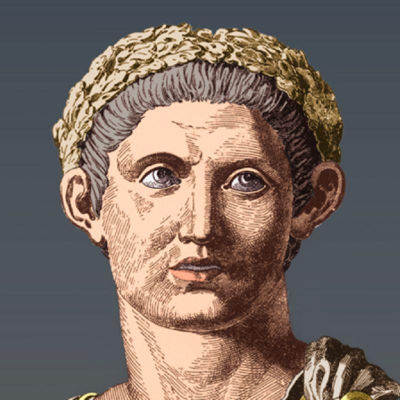 Император константин картинка