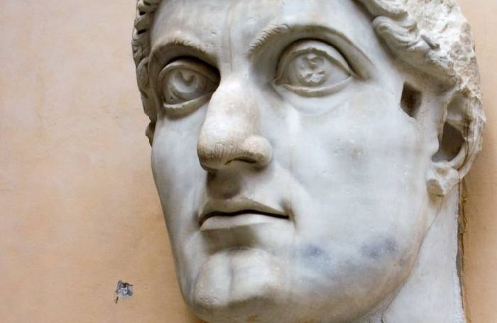 Константин Великий 306-337