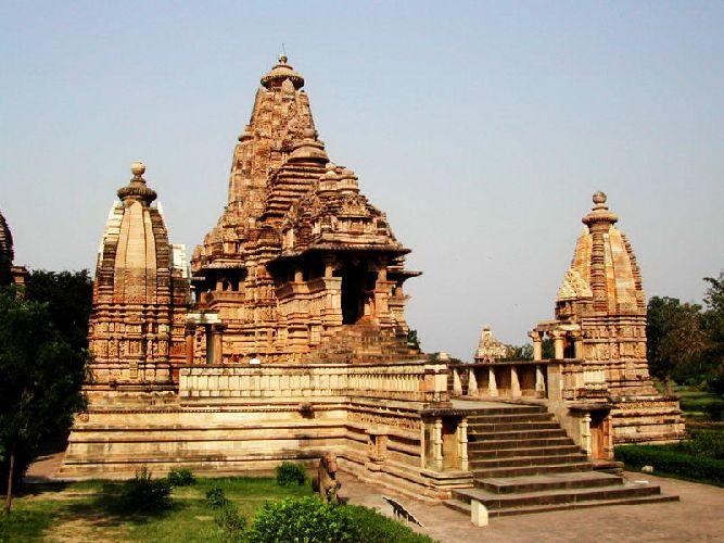 Храмы в Древней Индии