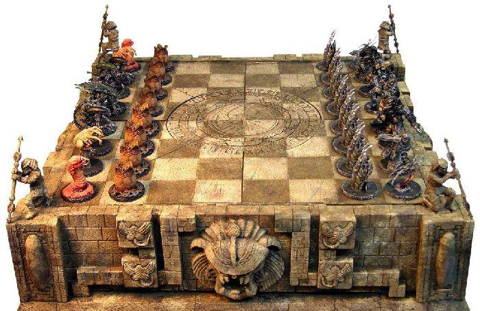 Древнеиндийский шахматы