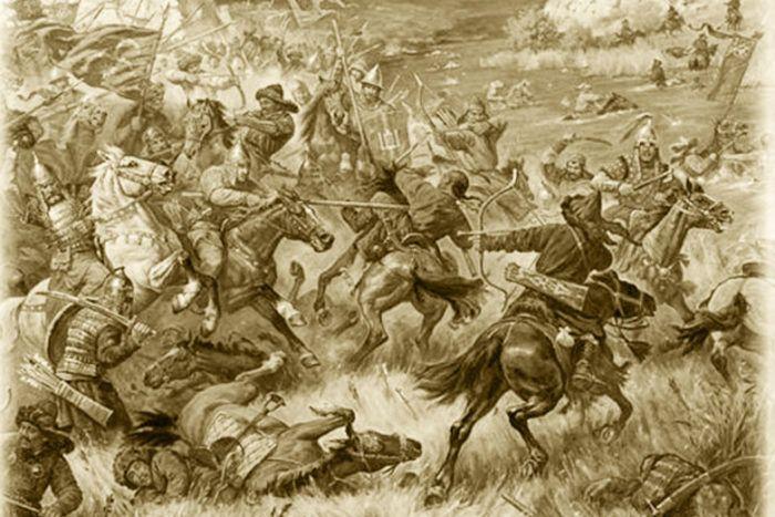 Битва на Воже