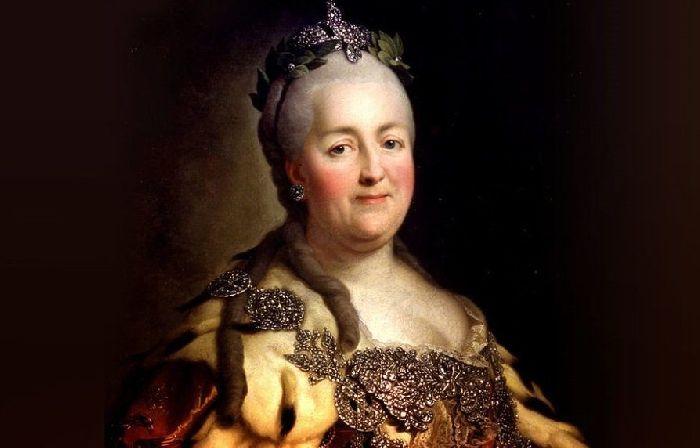 Екатерина II. Биологическое оружие 18 века.