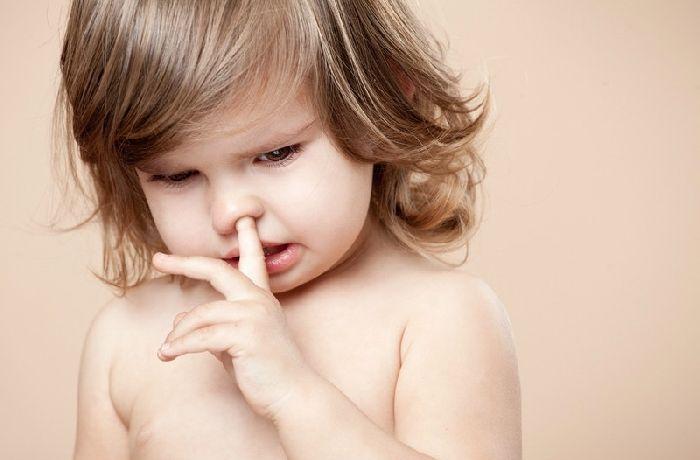 Ковырять в носу – недопустимо!