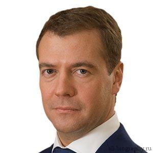 Самая краткая биография Медведева