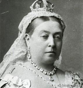 Доклад на тему королева виктория 1792
