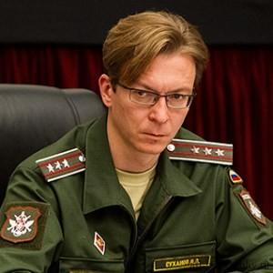 Даниил Суханов