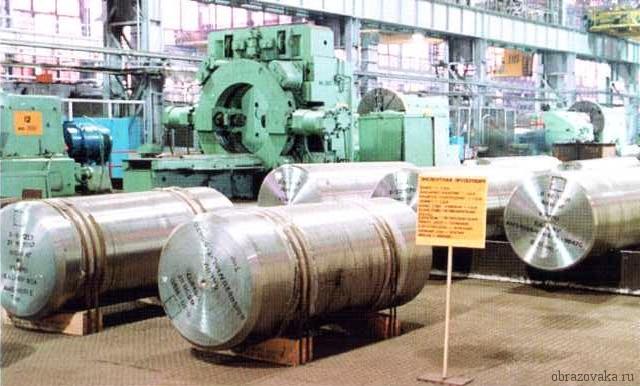 Центр выплавки легких цветных металлов