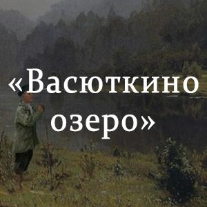 Краткое содержание «Васюткино озеро»