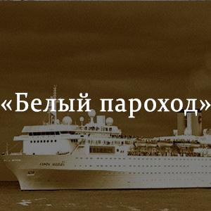 Краткое содержание «Белый пароход»