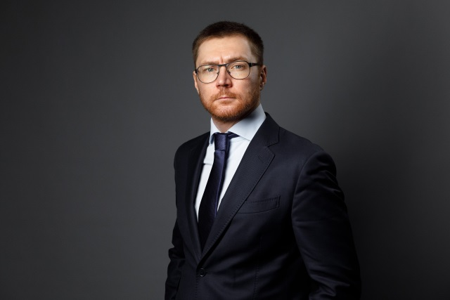 Погребенко Владимир Игоревич. Независимый директор, ВДНХ, триатлон