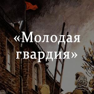 Краткое содержание «Молодая гвардия»