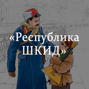 Краткое содержание «Республика ШКИД»