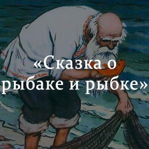 Краткое содержание «Сказка о рыбаке и рыбке»
